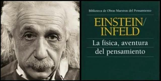 """""""La física, aventura del pensamiento"""""""