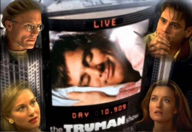 Truman Sleeps