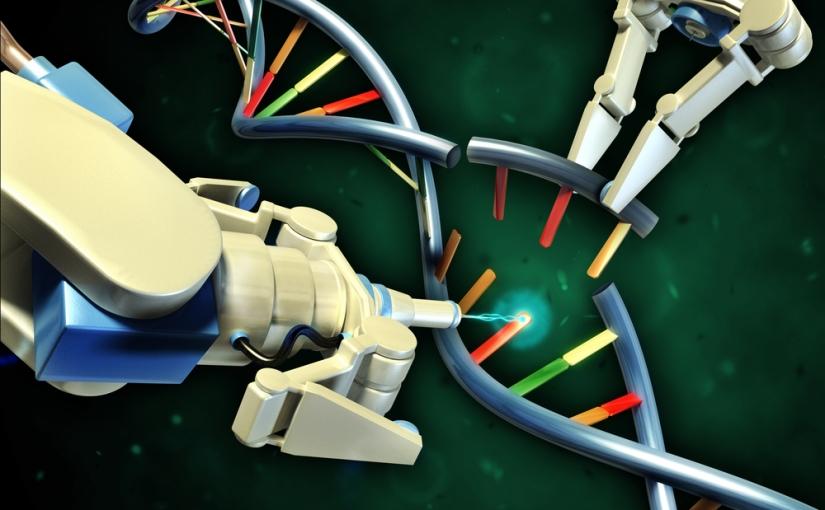 Biología sintética. La primera célula vivaartificial.
