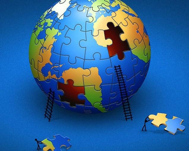 Arreglar al mundo…